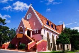 nhà thờ vinh sơn